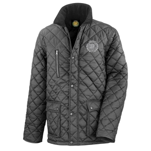 Croft Circuit Quilted Jacket