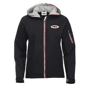 Mini 7 Lightweight Jacket Ladies - Black