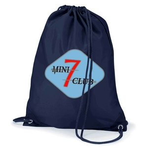 Mini 7 Gym Bag - Retro